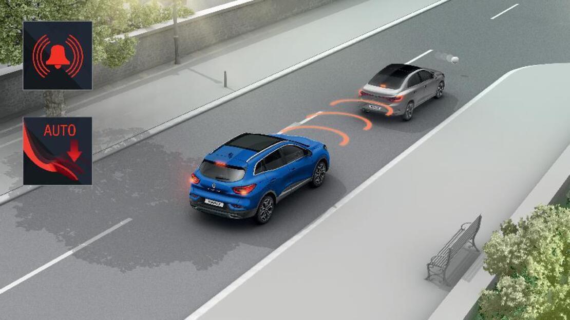 ABS avec aide au freinage d'urgence